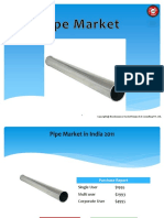 Pipe Market Size, Current Industry Status & Growth Opportunities 2019-2025