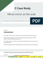 ITC Case Study_group 10