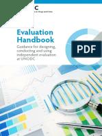 UNODC Evaluation Handbook