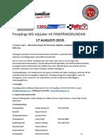 Finspångsrundan 2019