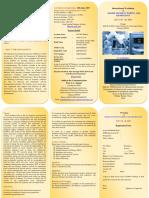 SMM Brochure