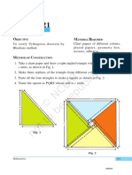CBSE Maths module 6 projects -manuals