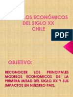 Modelos Económicos Del Siglo Xx