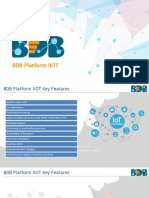 BDB Platform IIOT