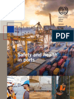 Safety and health in ports ILO