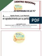 Diplomas Escuelas 2018 FORO