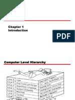 Computer Organization - 1