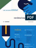 Memoria de Sostenibilidad Randstad 2017