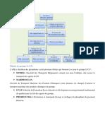 Organigramme Et Filiales de OCP