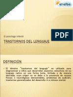 Trastornos Del Lenguaje (1)