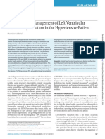 48 (Diagnosis and Management of Left Ventricular Diastolic Dysfunction in the Hypertensive Patient)