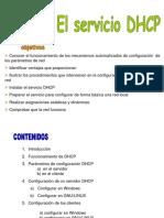 Servicio DHCP 1