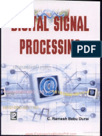 Digital Signal Processing by Ramesh Babu..