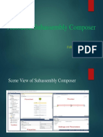 Autodesk Subassembly Composer