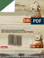 Webinário Tricalc 10.0 23022017