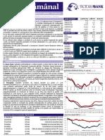 VB Saptamanal 28.05.2019 Crestere Lenta in Industrie, Deficit Extern in Ajustare
