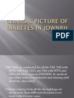 CLINICAL PICTURE OF DIABETES IN JDWNRH.pptx