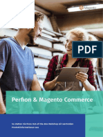 Perfion PIM und Magento Commerce