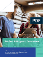 Perfion PIM en Magento Commerce
