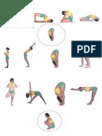 Una clase de Power Yoga