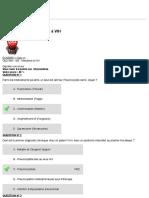 Quiz Infections à VIH
