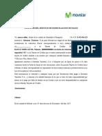Domiciliacion de Pagos TDC Trimetrac