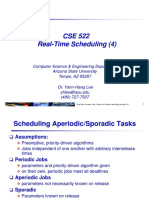 CSE522 5 Sp14 Scheduling Aperiodic