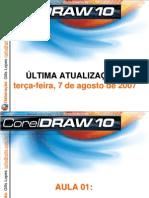 Corel Draw10 - Aula 01