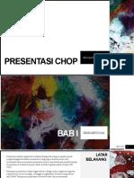 Presentasi CHOP