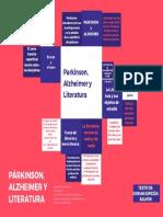 Aranda Párkinson, Alzheimer y Literatura