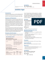 Actinomycete Isolation Agar Glycerol