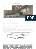 Control Ambiental en Interiores