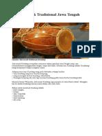 14 Alat Musik Tradisional Jawa Tengah.docx