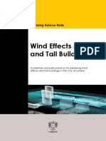 Wind Behaviour Around the Tall Buildings