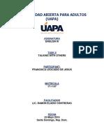 UAPA Ingles III Task 2