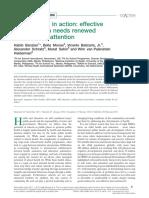 Fit for School Action Framework Benzian Et Al 2012