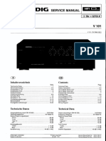 Adi Amplificator Grundig v 101 Service Manual Calin