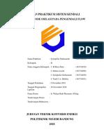 Laporan Praktikum Sistem Kendali (Metode Osilasi Pengendali Flow)