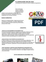 Presentación Resolucion 1565 de 2014