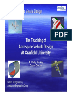 Aircraft Design Course PhillStocking 4.2