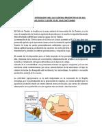 Plan Integral Valle Tambo