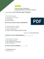cmqs about  Pakistan affairs by Zubair Barkat