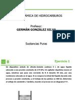 Termo 4-1 - Primera Ley EJERCICIOS