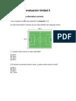 Quinto Matematicas