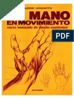 Dibujo de La Mano Movimiento