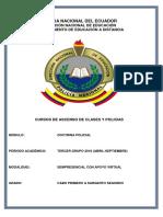 3. Módulo de Doctrina Policial CBOP.
