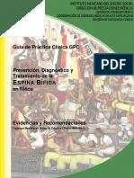 Prevencion, Diagostico y tratamiento de la espina bifida en niños