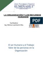 _la Organización y Los Rrhh (1)