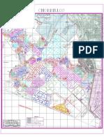 Plano Del Distrito de Chorrillos