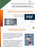 Modelos de Innovación- Trabajo Grupal2 -Mayo 2019